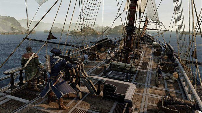 detail Assassin's Creed 3 Remastered - Xbox One