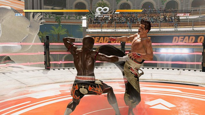 detail Dead or Alive 6 - Xbox One