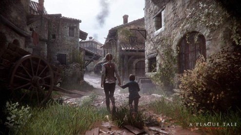 Microsoft Xbox ONE - A Plague Tale: Innocence