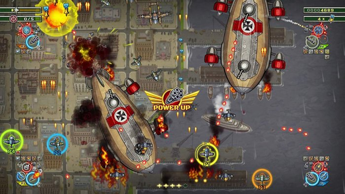detail Aces of the Luftwaffe: Squadron Extended Edition - Xbox One