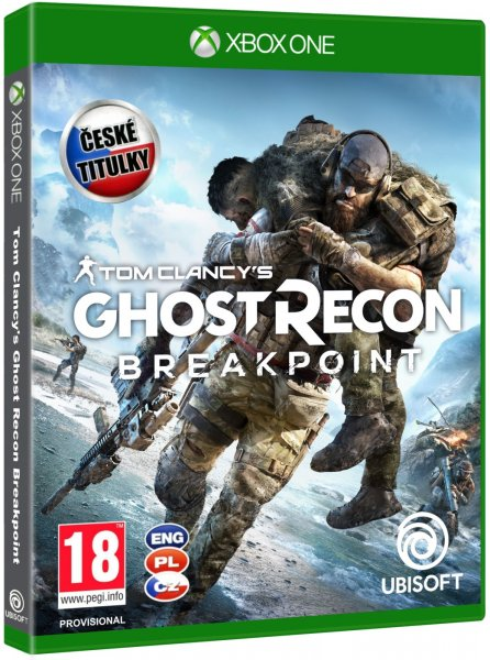 detail Tom Clancy's Ghost Recon Breakpoint - Xone