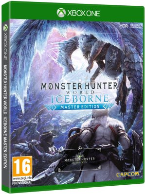 Monster Hunter World: Iceborne Master Edition - Xbox One