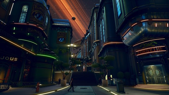 detail The Outer Worlds Xbox One