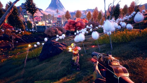 Microsoft Xbox ONE - The Outer Worlds