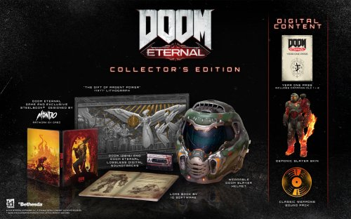 Doom Eternal Collector's Edition