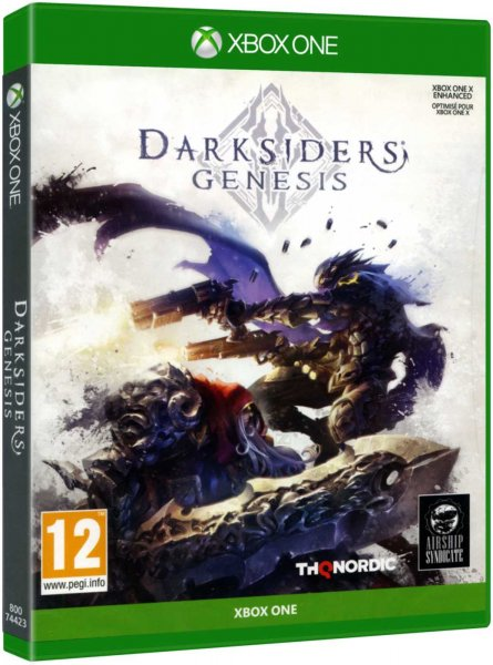 detail Darksiders Genesis - Xbox One