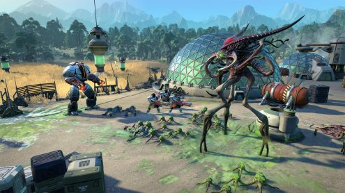 Microsoft Xbox ONE - Age of Wonders: Planetfall