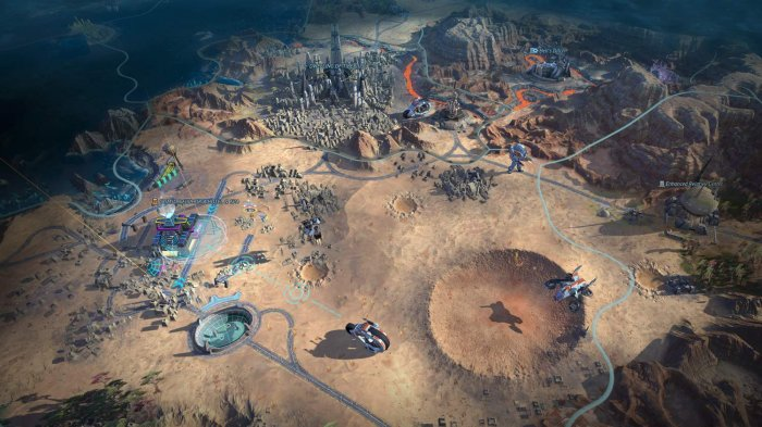 detail Age of Wonders: Planetfall - Xbox One