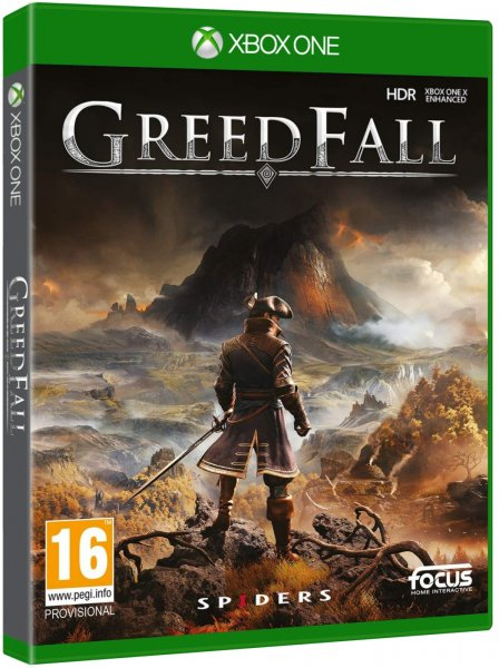 detail GreedFall Xbox One