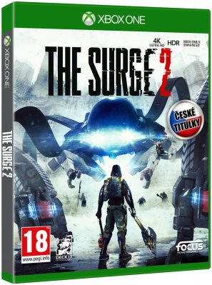 The Surge 2 CZ Xbox One