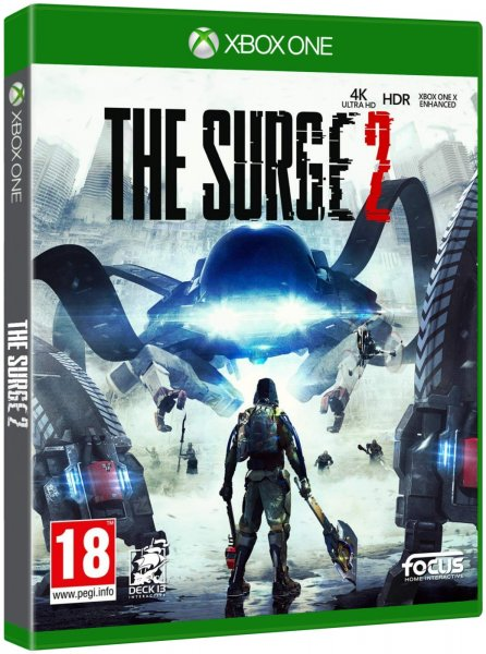 detail The Surge 2 CZ - Xbox One