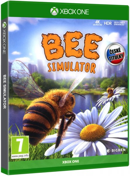 detail Bee Simulator Xbox One