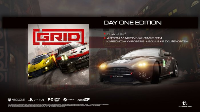 detail Grid (Day One Edition) - Xbox One