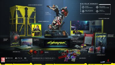 Cyberpunk 2077 Collector's Edition - Xbox One