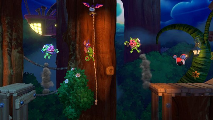 detail Yooka-Laylee and the Impossible Lair - Xbox One