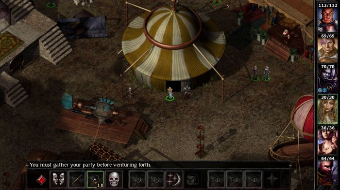detail Baldur's Gate I & II: Enhanced Edition - Xbox One