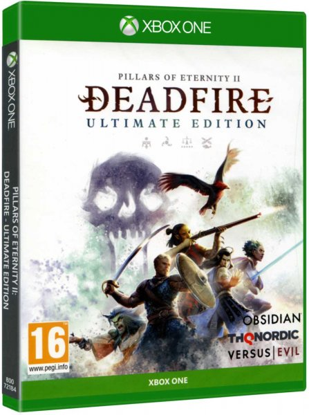 detail Pillars of Eternity II: Deadfire Ultimate Edition - Xbox One