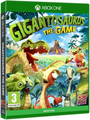 Gigantosaurus The Game - Xbox One
