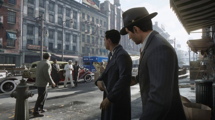 detail Mafia 1 Definitive Edition CZ - Xbox One