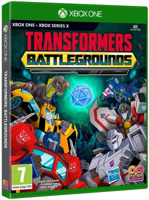 Transformers: Battlegrounds - Xbox One