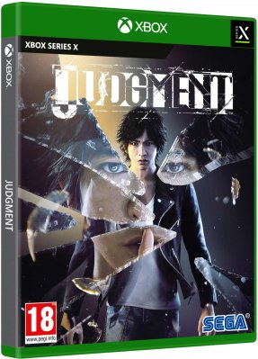 Judgment - Xbox Series X