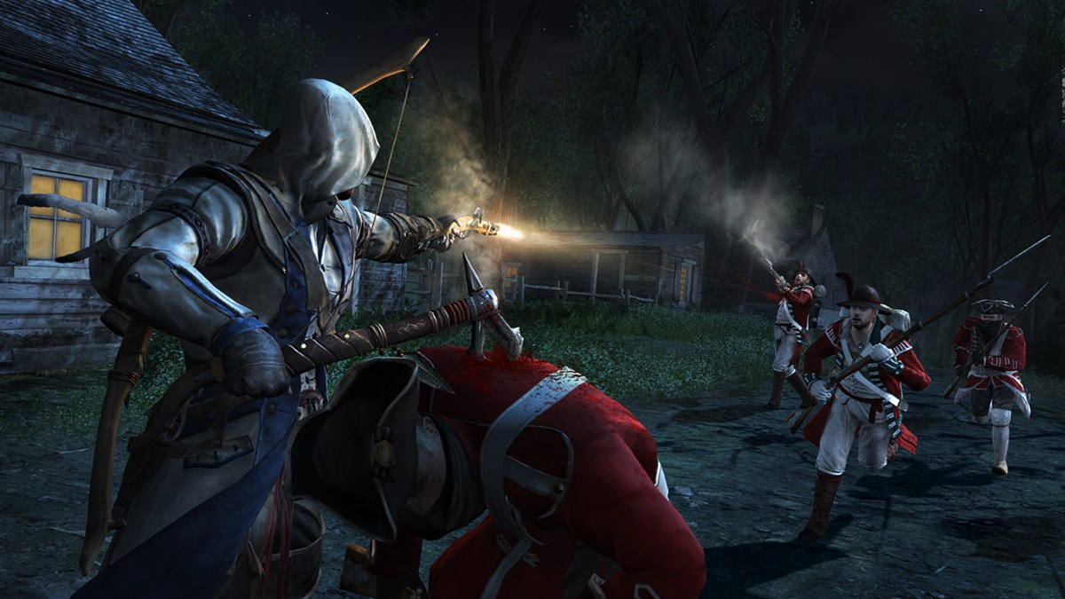 Assassin's Creed III pro PC hra