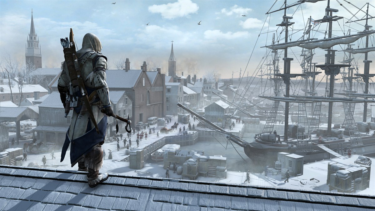 - Assassin's Creed III