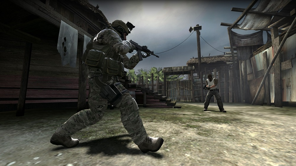 - Counter-strike: Global Offensive