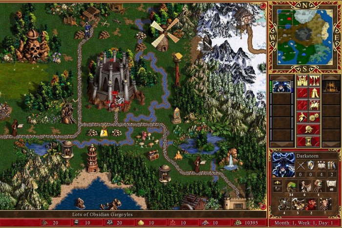 detail Heroes of Might and Magic III – HD Edition - PC (licence - digitální produkt ESD