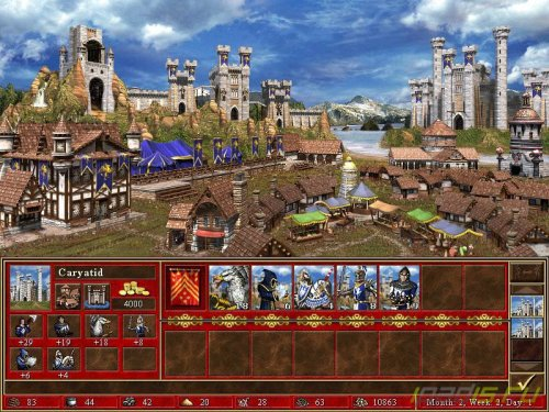 Heroes of Might & Magic III HD Edition pro PC hra