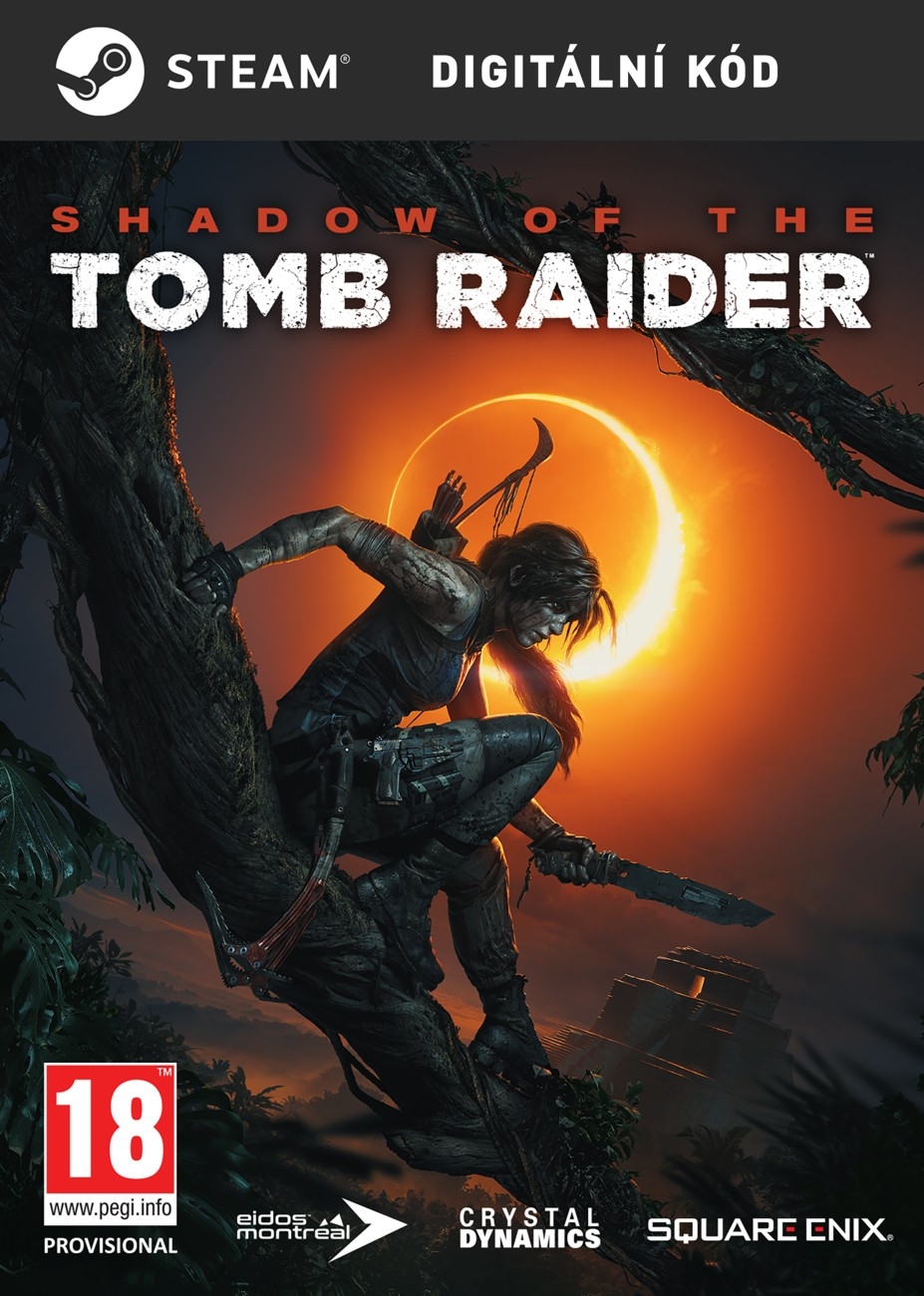 ESD Shadow of Tomb Raider - PC Digital
