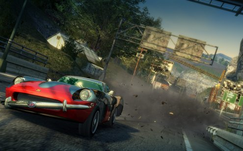 - Burnout Paradise: The Ultimate Box