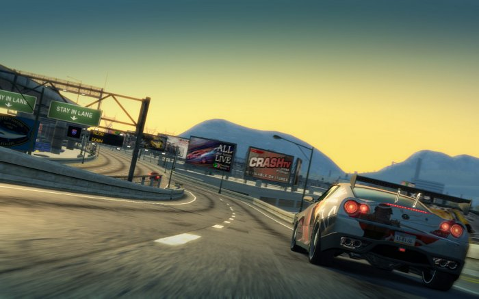 detail Burnout Paradise the Ultimate Box - PC (licence - digitální produkt ESD)