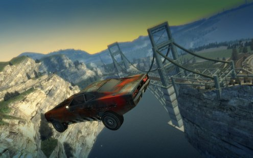 Burnout Paradise: The Ultimate Box pro PC hra