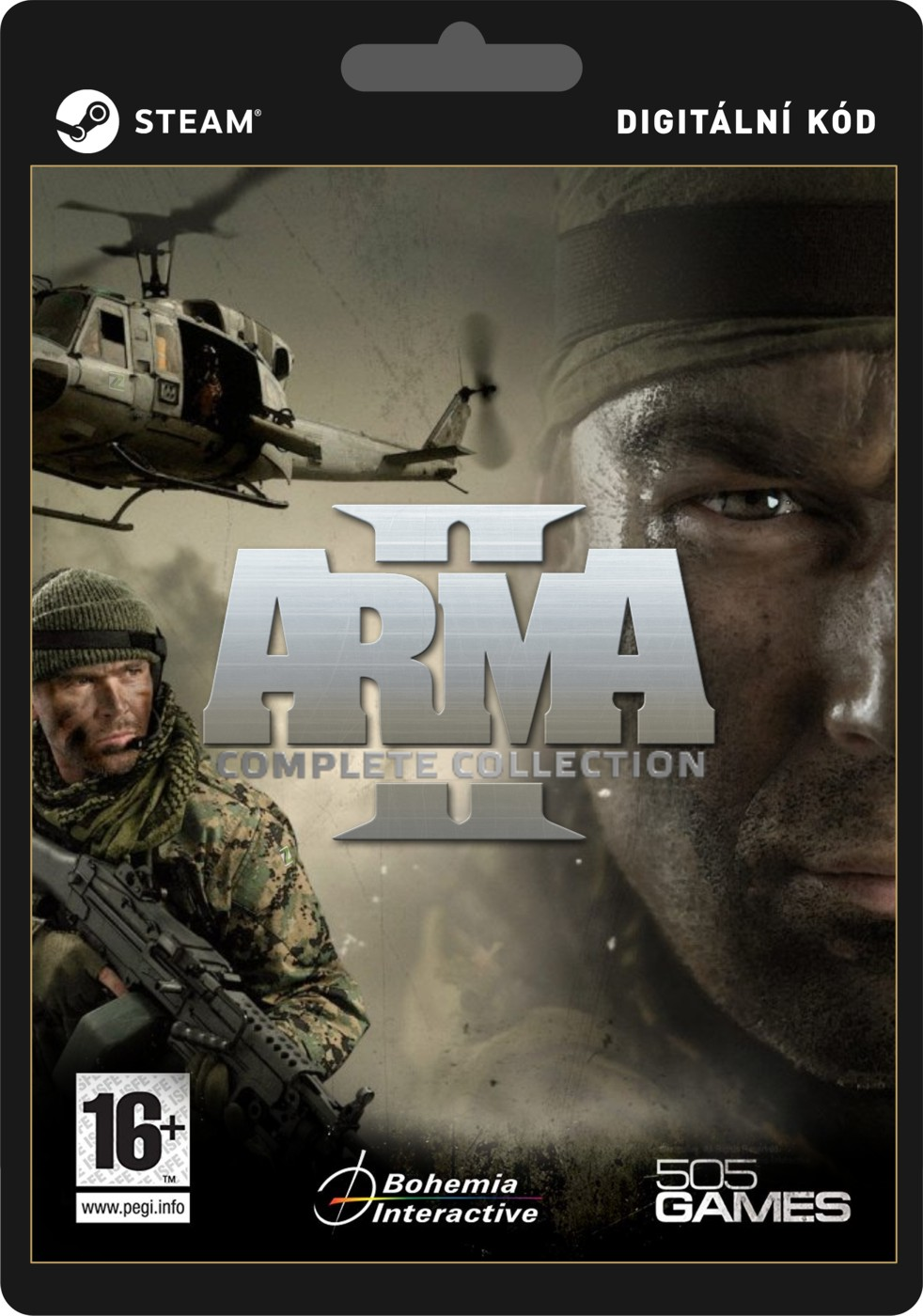 Arma 2 Complete Collection - PC (licence - digitální produkt ESD)