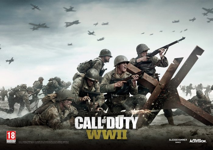 detail Call of Duty: WWII - PC (licence - digitální produkt ESD)