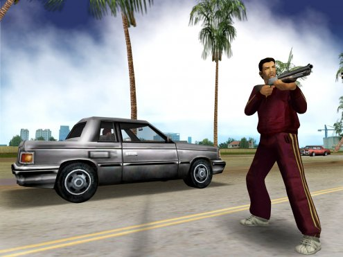 - Grand Theft Auto: Vice City