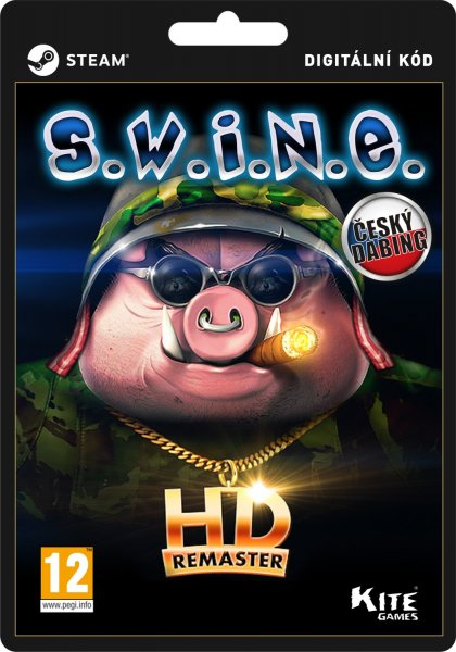 detail S.W.I.N.E. HD Remaster - PC (licence - digitální produkt ESD)