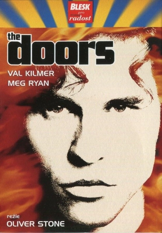 The Doors - DVD pošetka