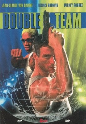 Double team - DVD pošetka