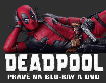 DEADPOOL - Blu-ray a DVD