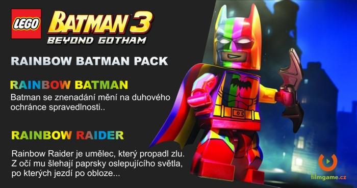 Lego Batman 3 Character Packs Lego Batman 3 Bonusove Dlc