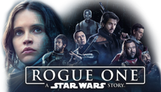 ROGUE ONE: STAR WARS STORY na DVD, Blu-ray 3D+2D a Blu-ray 2D